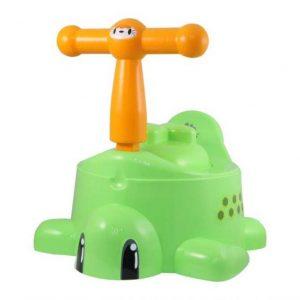 Bô vệ sinh tay cầm hình rùa