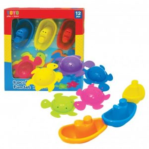 Bộ đồ chơi bồn nước 8 miếng