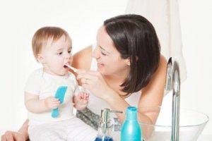Khi nào nên đánh răng cho trẻ lần đầu tiên và những điều cần lưu ý