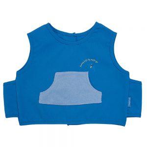 Áo an toàn giữ bé màu xanh - N99164