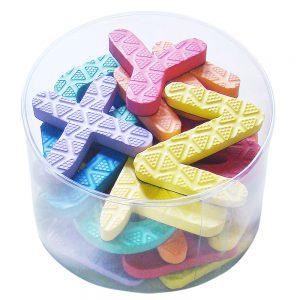 Bộ đồ chơi gồm 24 chữ cái từ A-Z
