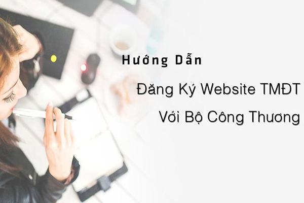 Đăng ký website bộ công thương