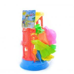 Bộ đồ chơi biển, xúc cát 1521 (11 món)