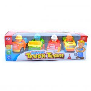 Bộ đồ chơi xe các loại 998-32W